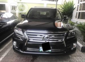 Lexus LX 2009 570 Black   Cars for sale in Lagos State, Lekki
