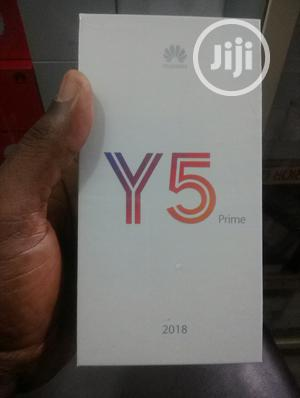 New Huawei Y5 32 GB Yellow | Mobile Phones for sale in Lagos State, Ikeja