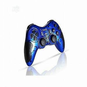 Havit Wireless Game Pad HV-G89W For PC And PS2, - Blue | Accessories & Supplies for Electronics for sale in Lagos State, Ikeja