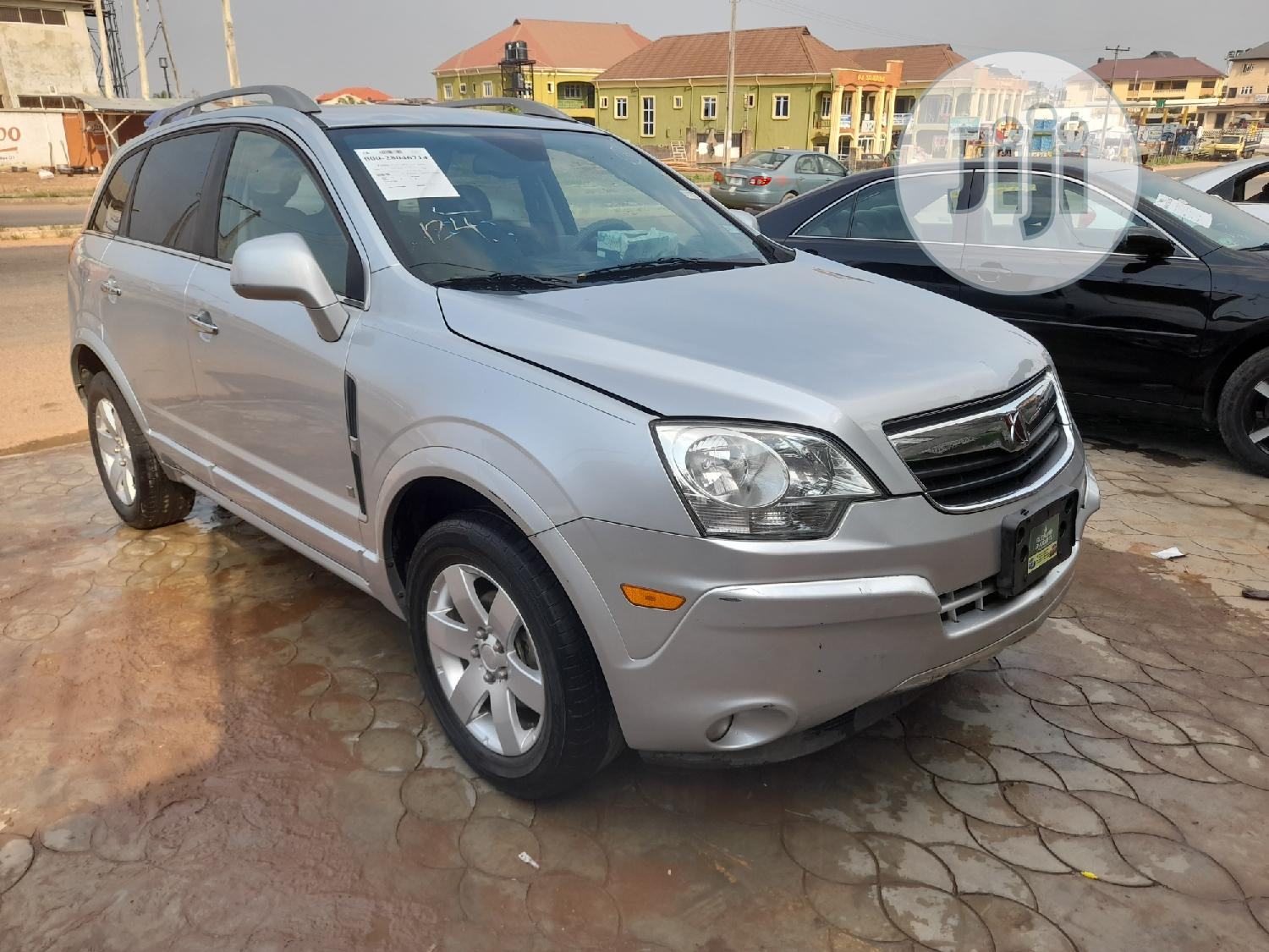 Archive: Saturn Vue 2009 AWD V6 XE Silver