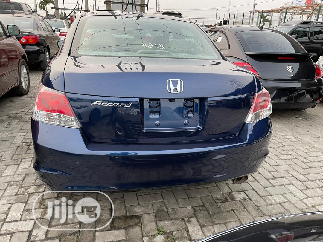 Honda Accord 2010 Blue | Cars for sale in Lekki, Lagos State, Nigeria