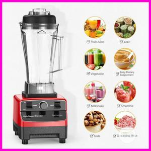 Sliver Crest Commercial Blender 3000w   Kitchen Appliances for sale in Abuja (FCT) State, Wuse