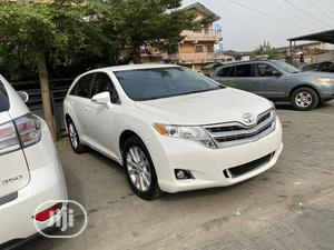 Toyota Venza 2013 LE AWD White   Cars for sale in Lagos State, Surulere