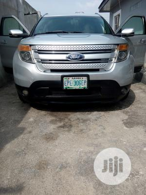 Ford Explorer 2013 Silver   Cars for sale in Rivers State, Port-Harcourt