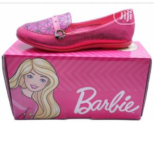 Girls Barbie Shoe | Children's Shoes for sale in Lagos State, Abule Egba