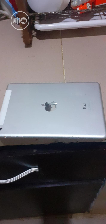 Apple iPad mini Wi-Fi 16 GB Silver | Tablets for sale in Ajah, Lagos State, Nigeria