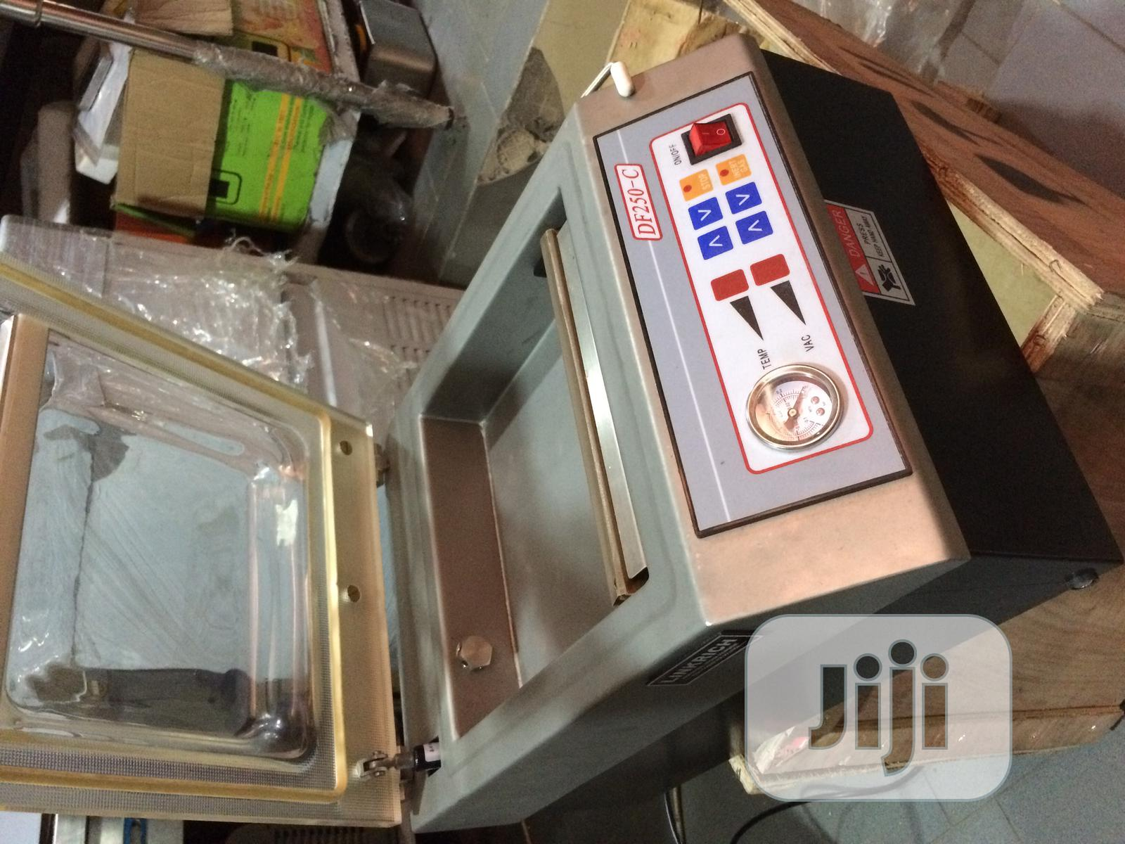 Archive: Linkrich Vacuum Sealing Machine Available For Sale