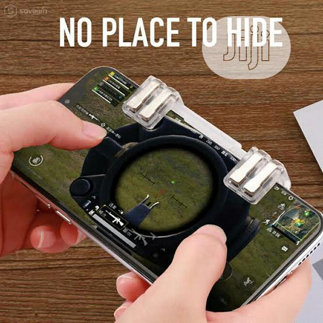 SOVAWIN Sensitive Touch Finger Stall PUBG Gamepad Mobile Con
