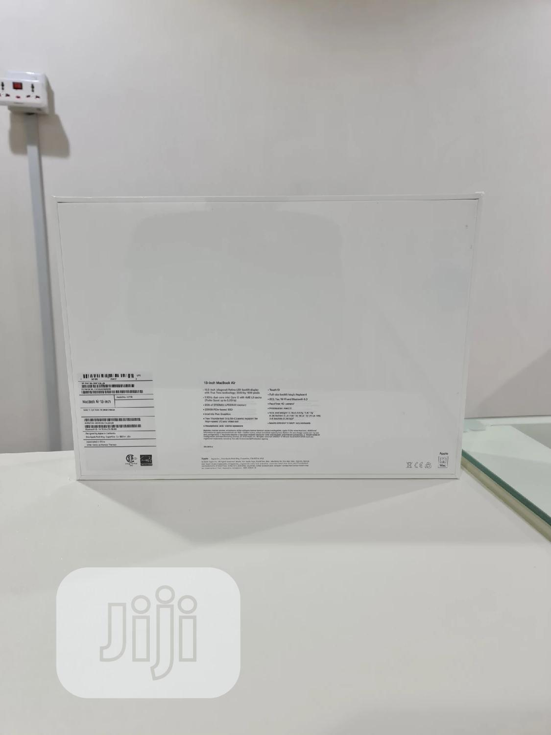 New Laptop Apple MacBook Air 8GB Intel Core I3 SSD 256GB | Laptops & Computers for sale in Wuse 2, Abuja (FCT) State, Nigeria