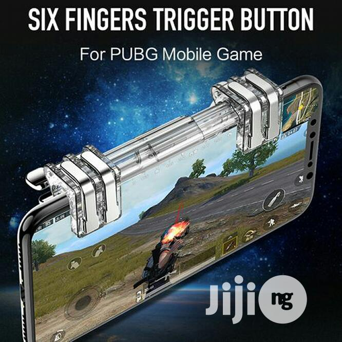 SOVAWIN Sensitive Touch Finger Stall PUBG Gamepad Mobile Con | Accessories for Mobile Phones & Tablets for sale in Ikeja, Lagos State, Nigeria