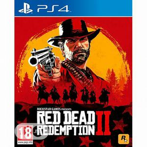 Rockstar Games Red Dead Redemption 2 (PS4) | Video Games for sale in Lagos State, Ikeja