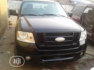 Ford F-150 2008 SuperCrew Black | Cars for sale in Lagos State, Ikeja