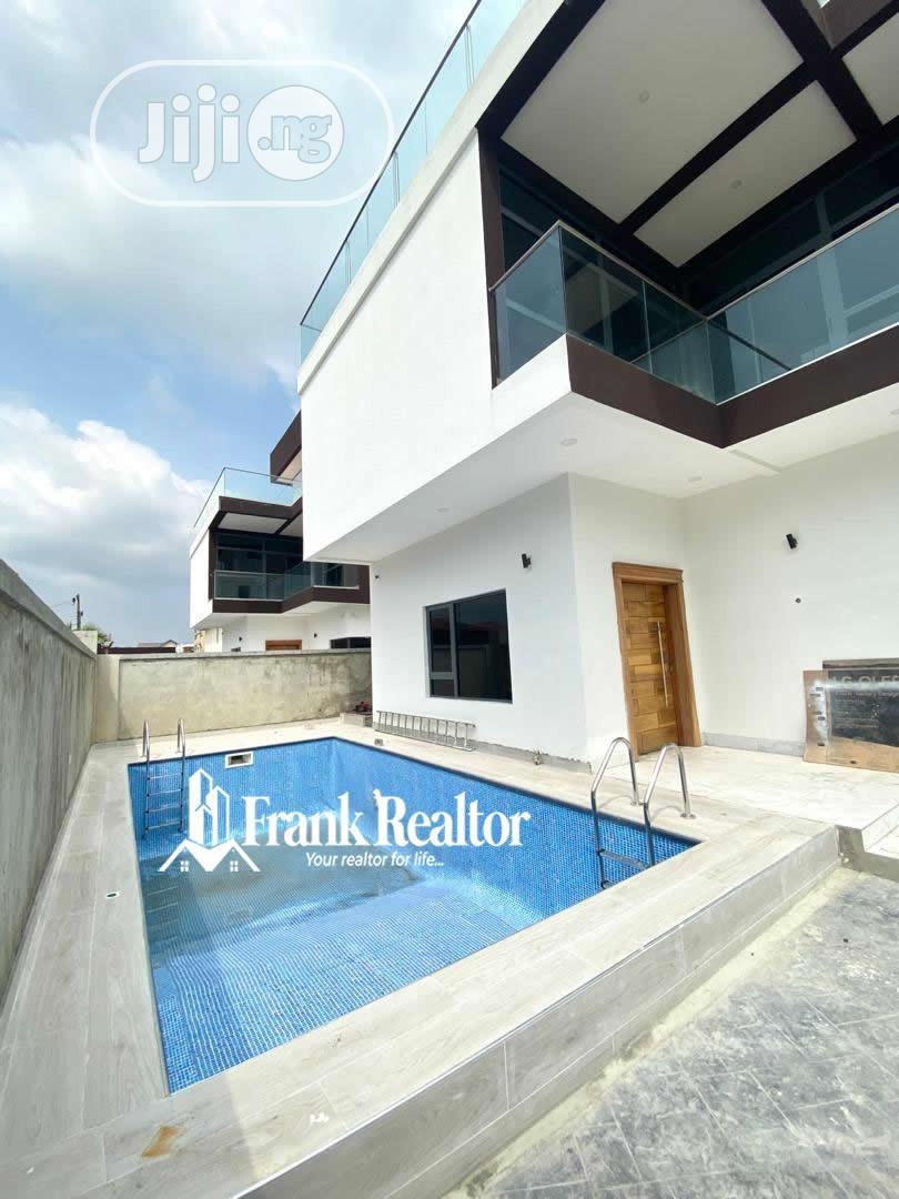 5 Bedroom Fully Detached Duplex With Private Cinema and Poo