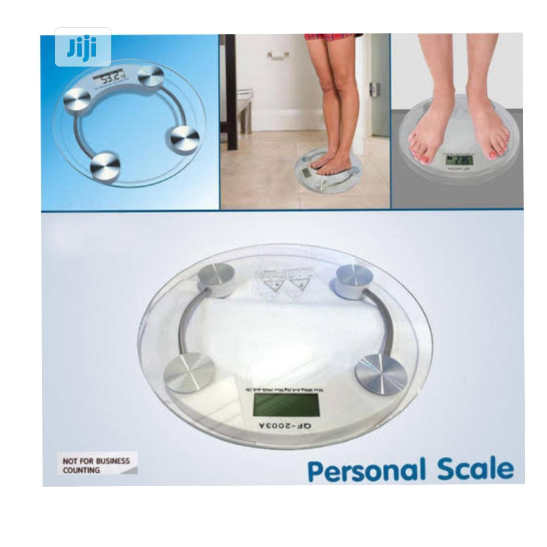 Personal Scale/Digital Body Scale | Home Appliances for sale in Maryland, Lagos State, Nigeria