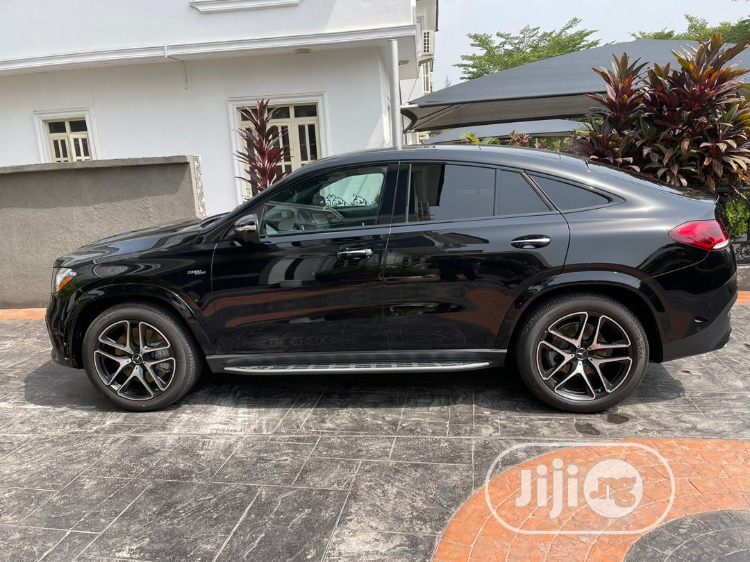 New Mercedes-Benz GLE-Class 2020 Black   Cars for sale in Lekki, Lagos State, Nigeria