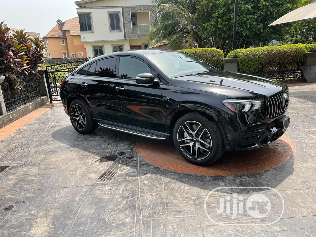 New Mercedes-Benz GLE-Class 2020 Black