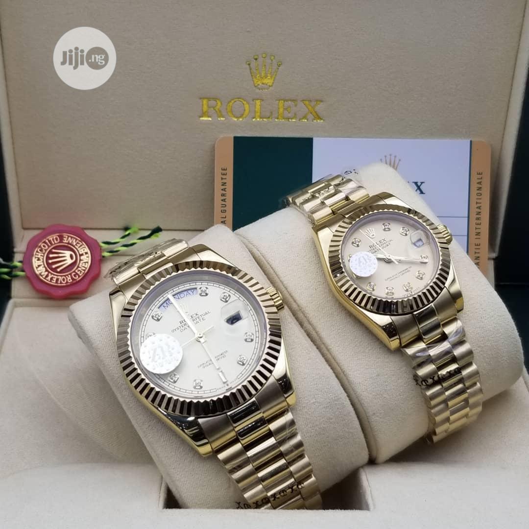 Original ROLEX Watch | Watches for sale in Lagos Island (Eko), Lagos State, Nigeria