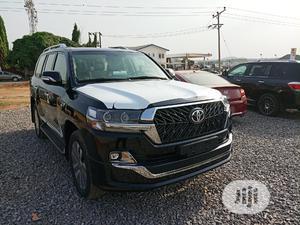 New Toyota Land Cruiser 2020 5.7 V8 VXR Black | Cars for sale in Abuja (FCT) State, Apo District