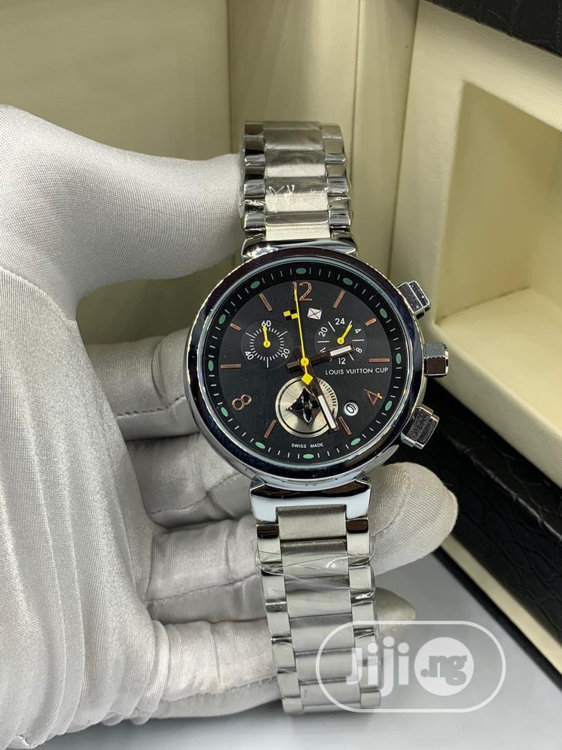 LV Luxury Wristwatch | Jewelry for sale in Kosofe, Lagos State, Nigeria