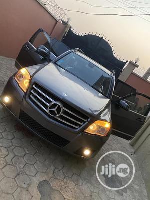Mercedes-Benz GLK-Class 2010 350 4MATIC Gray | Cars for sale in Lagos State, Agege