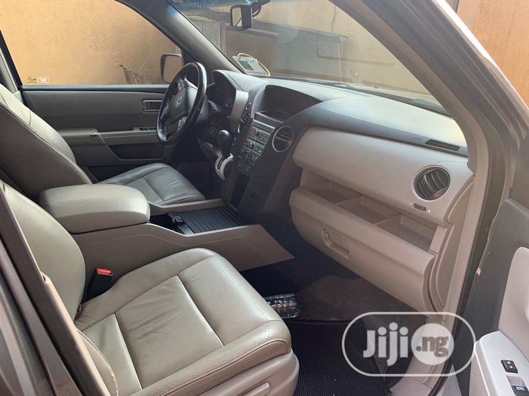 Honda Pilot 2011 Gray | Cars for sale in Isolo, Lagos State, Nigeria