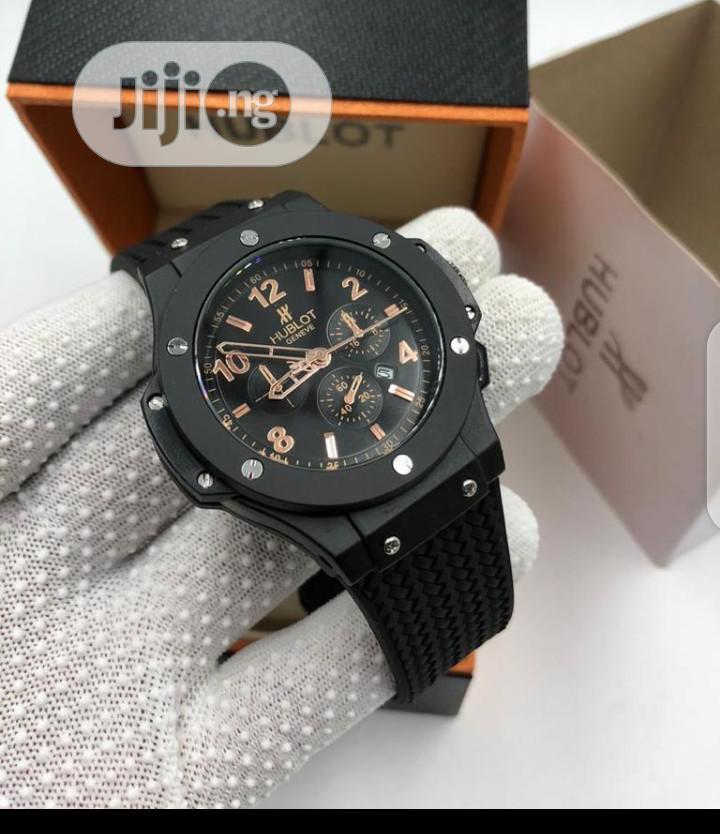 Archive: Hublot Wrist Watch