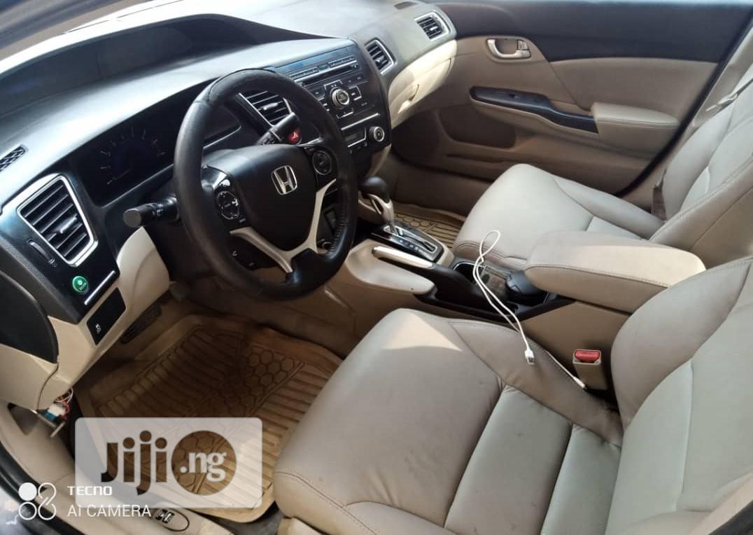 Archive: Honda Civic 2014 Gray