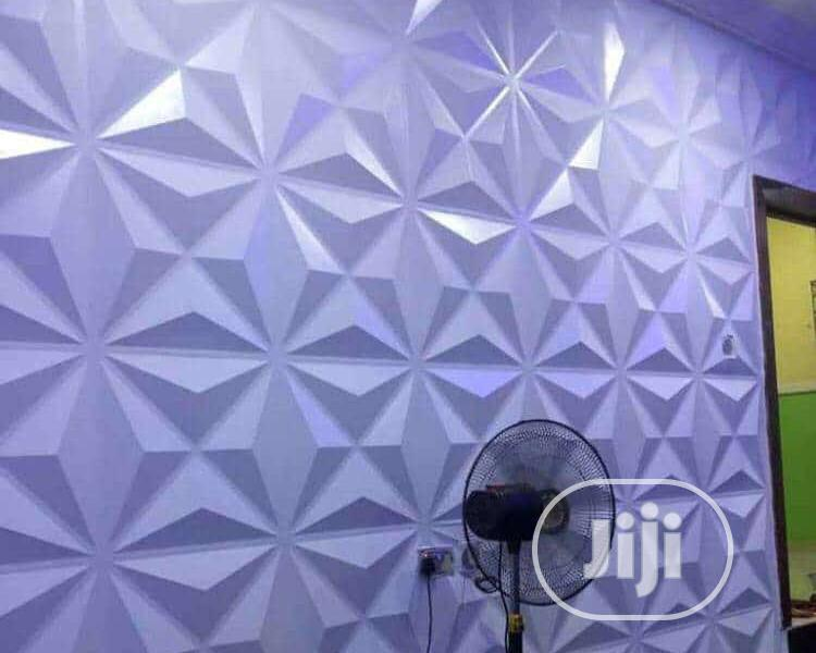 Wall Panels, Wallpapers, Painting And Paint Designs. | Building & Trades Services for sale in Benin City, Edo State, Nigeria