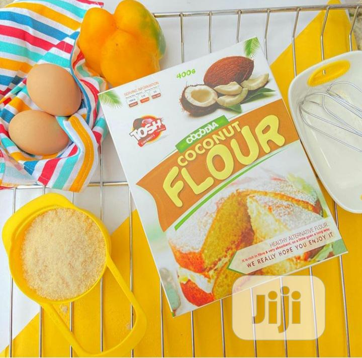 Archive: Coconut Products (Flour)