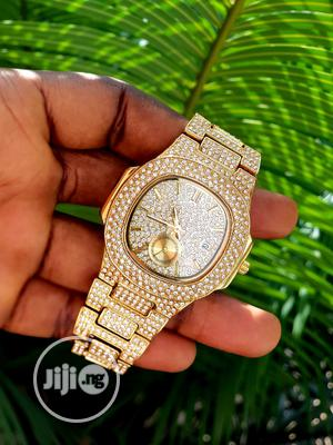 Wrist Watch Chronograph Rhinestone   Watches for sale in Abuja (FCT) State, Central Business District