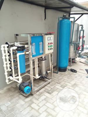 1250 Litres Per Hour Reverse Osmosis   Manufacturing Equipment for sale in Lagos State, Orile