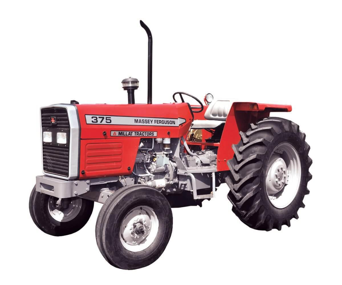 Messey Tractor MF375 | Heavy Equipment for sale in Apapa, Lagos State, Nigeria