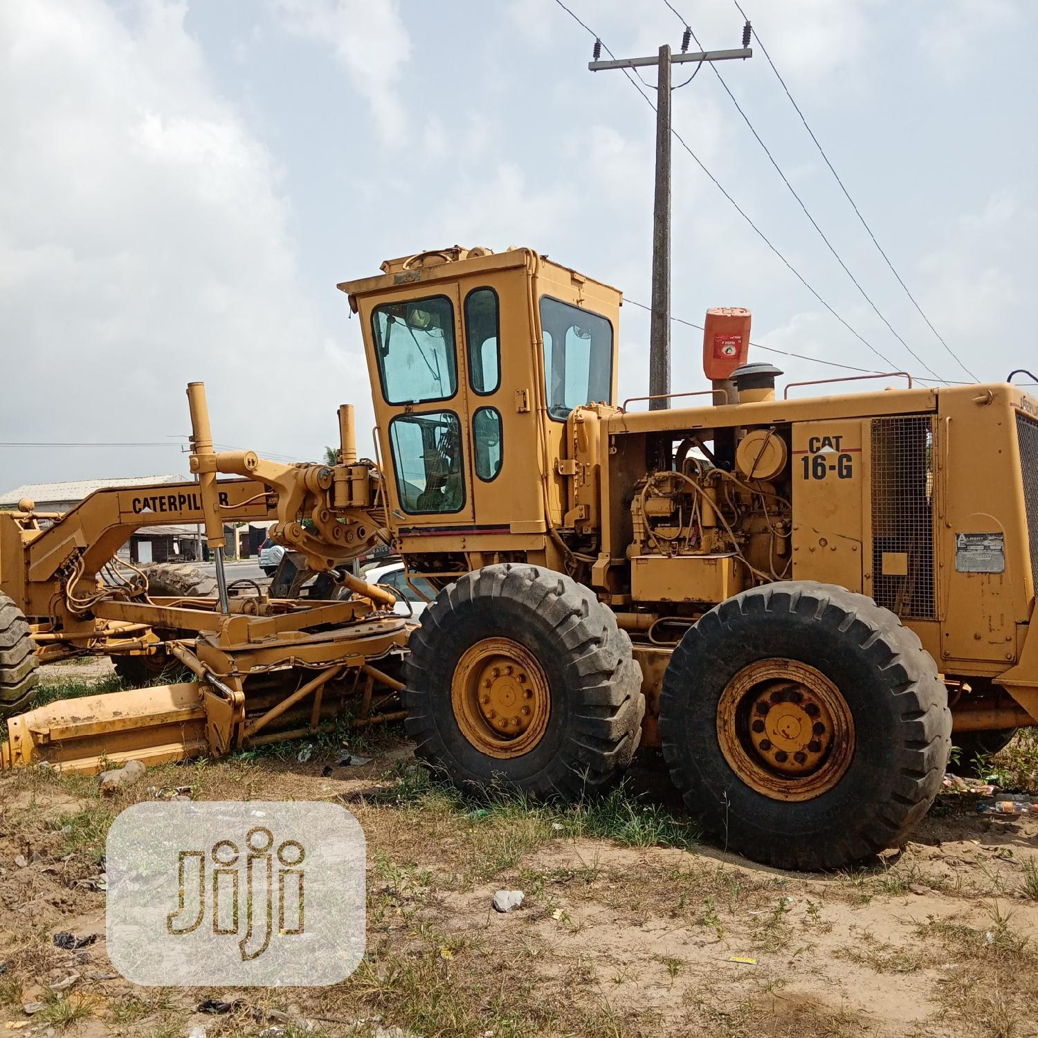 16g Grader | Heavy Equipment for sale in Ibeju, Lagos State, Nigeria