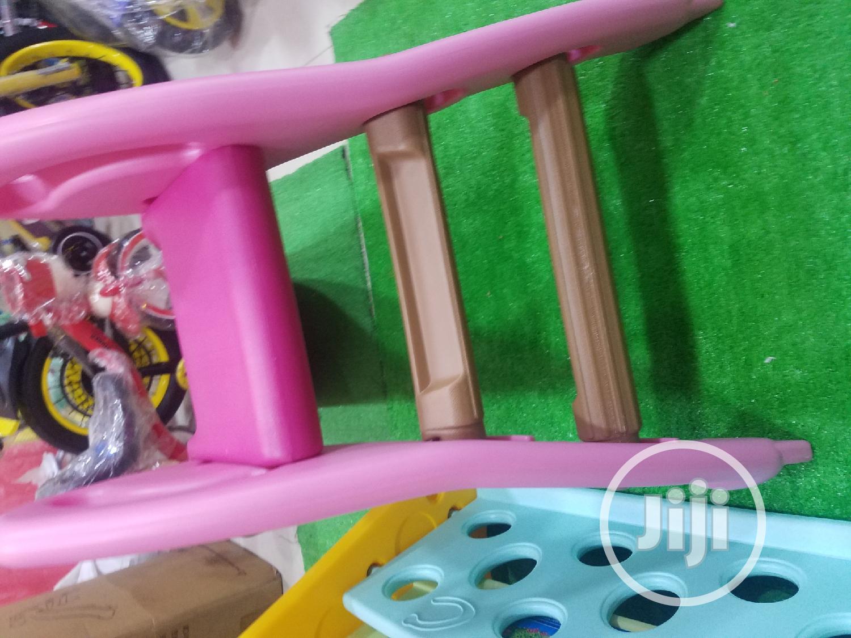 Archive: Toddler Slide