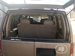 Chevrolet Astro 2002 Van Gold   Cars for sale in Lagos State, Isolo