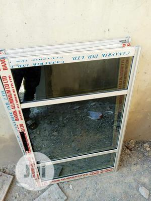 Aluminum Windows and Bathroom Doors | Windows for sale in Lagos State, Amuwo-Odofin
