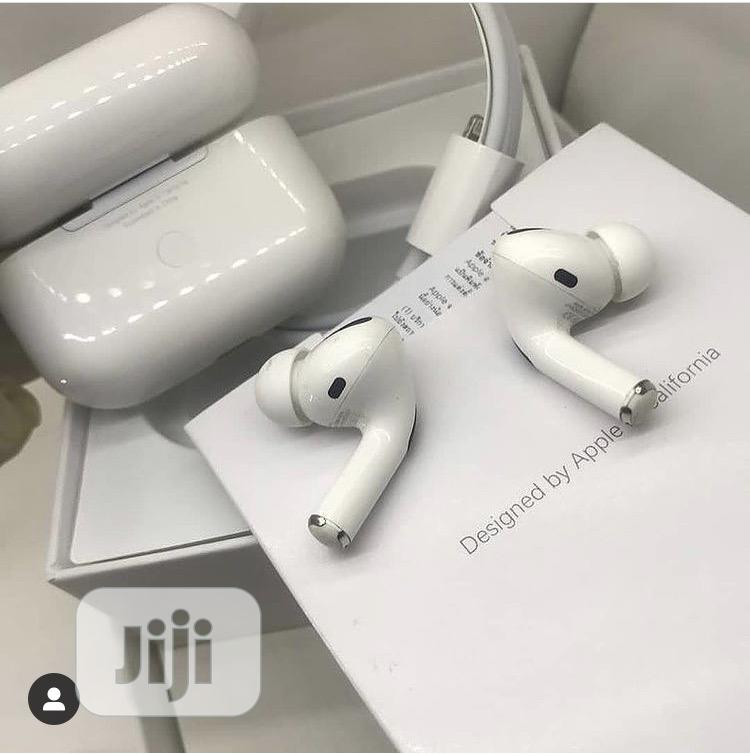 New Apple Airpod Pro | Accessories for Mobile Phones & Tablets for sale in Ikeja, Lagos State, Nigeria