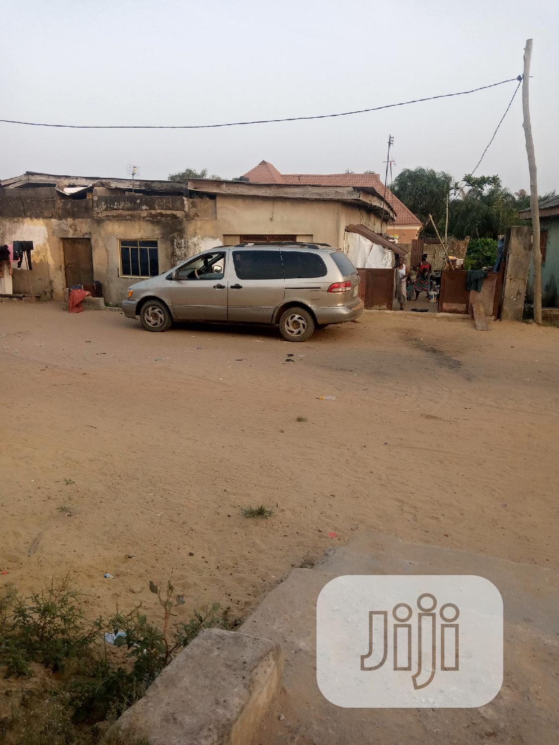 Archive: A Plot Od Land and House for Sell at Morogbo,