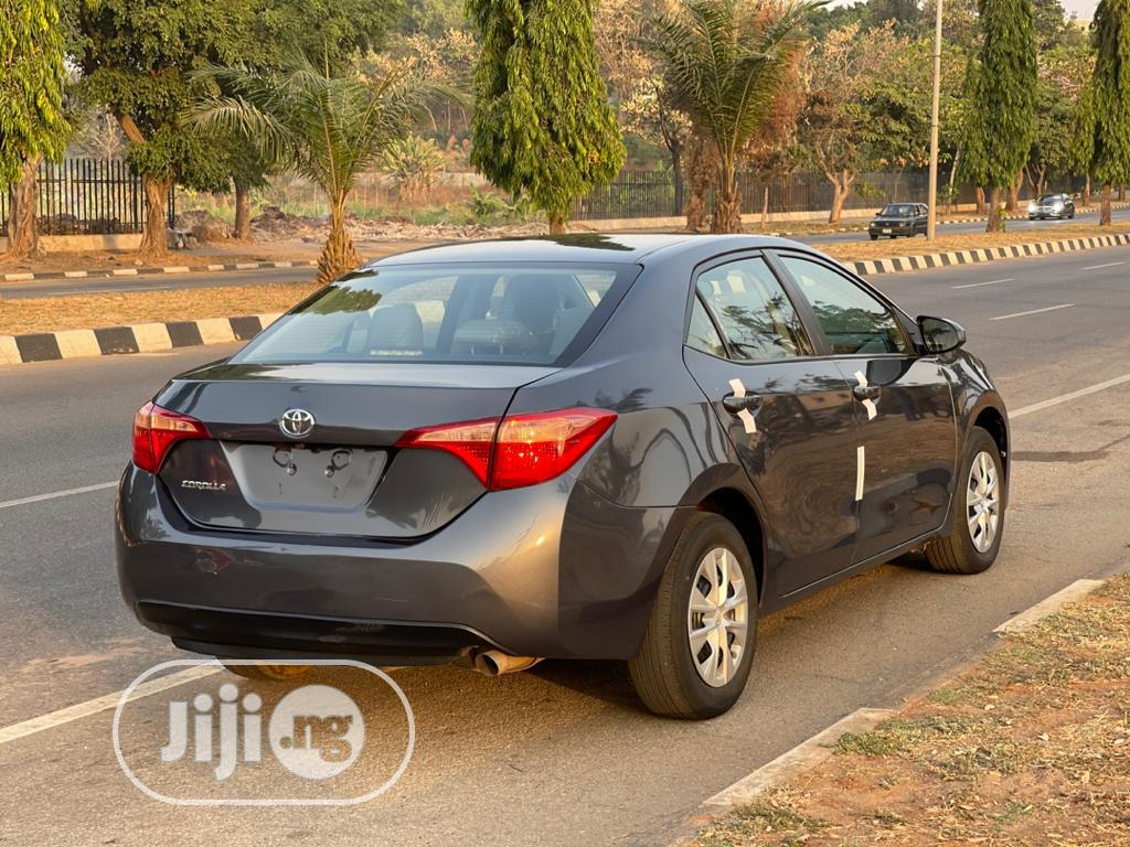 Toyota Corolla 2017 Blue | Cars for sale in Wuse 2, Abuja (FCT) State, Nigeria