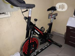 Trojan Pro-X 470 Spinning Exercise Bike Brand New | Sports Equipment for sale in Lagos State, Surulere