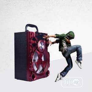 Speaker Bluetooth Speaker FM Outdoor Speaker | Audio & Music Equipment for sale in Lagos State, Lagos Island (Eko)
