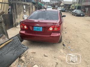 Toyota Corolla 2006 1.8 VVTL-i TS Red   Cars for sale in Lagos State, Shomolu