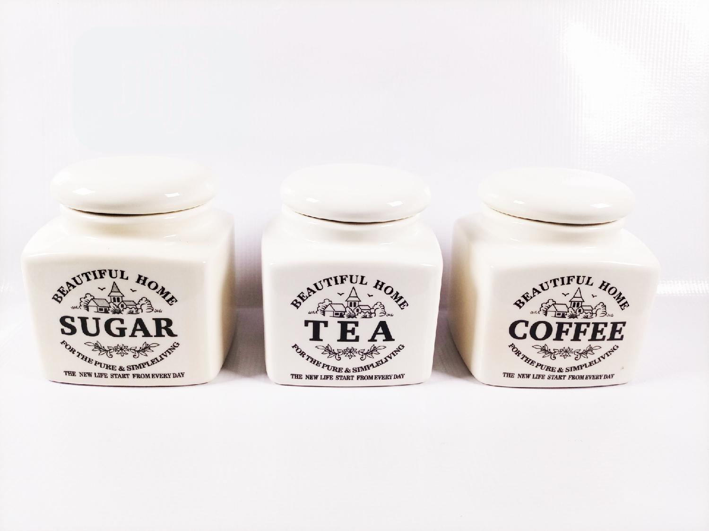 Archive 3pcs Kitchen Ceramic Tea Canister Set In Surulere Kitchen Dining Vertcop Inc Jiji Ng