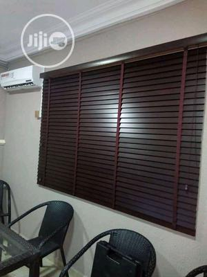 Wooden Window Blinds | Home Accessories for sale in Rivers State, Port-Harcourt