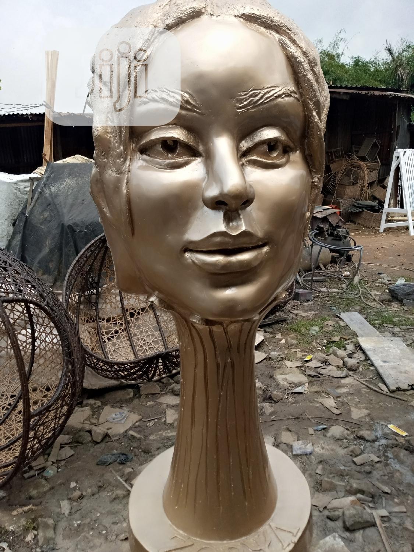 Giant Outdoor Sculpture