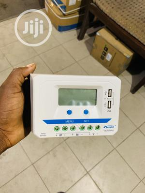 30ah 12/24v Epever Pwm Charge Controller | Solar Energy for sale in Lagos State, Ojo