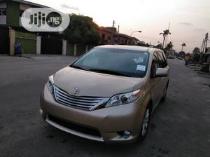 Toyota Sienna 2011 Limited 7 Passenger Gold | Cars for sale in Lagos State, Gbagada