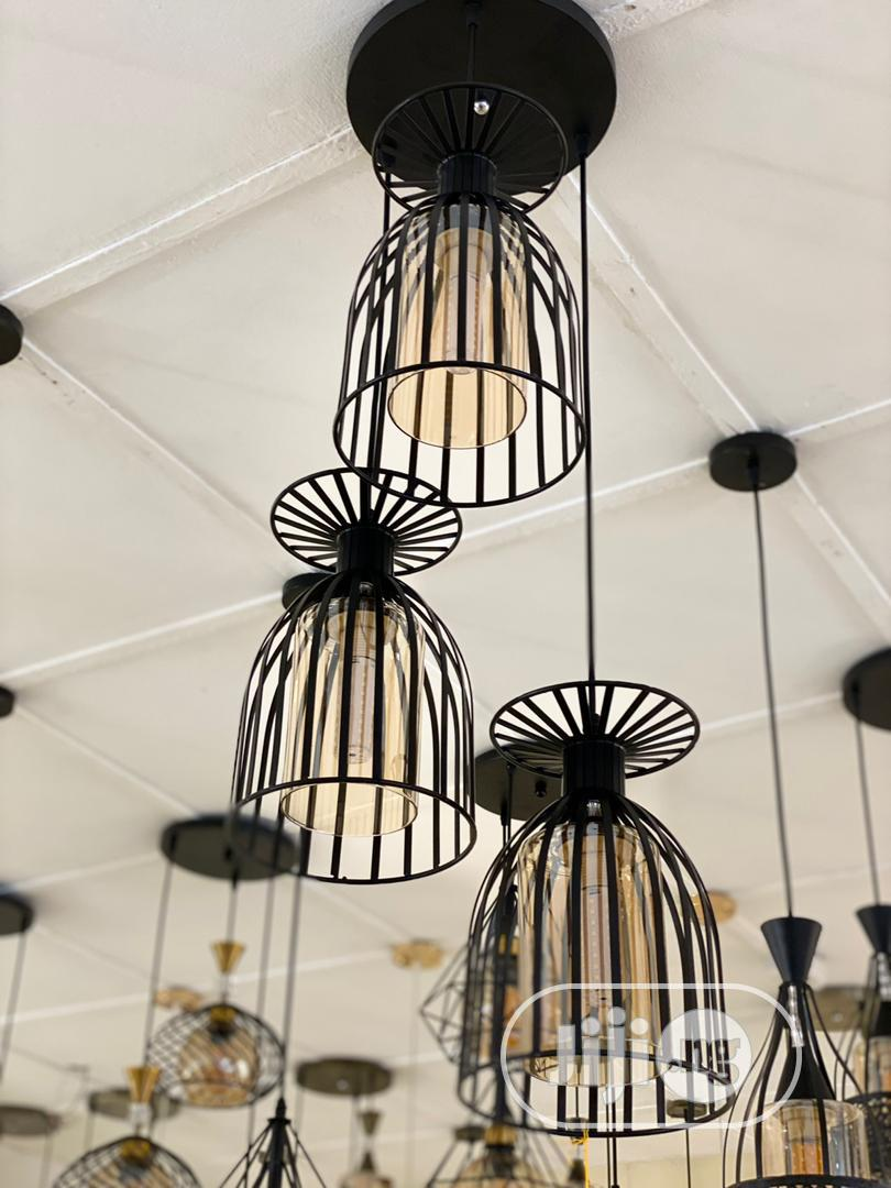 3 in One Pendant Light