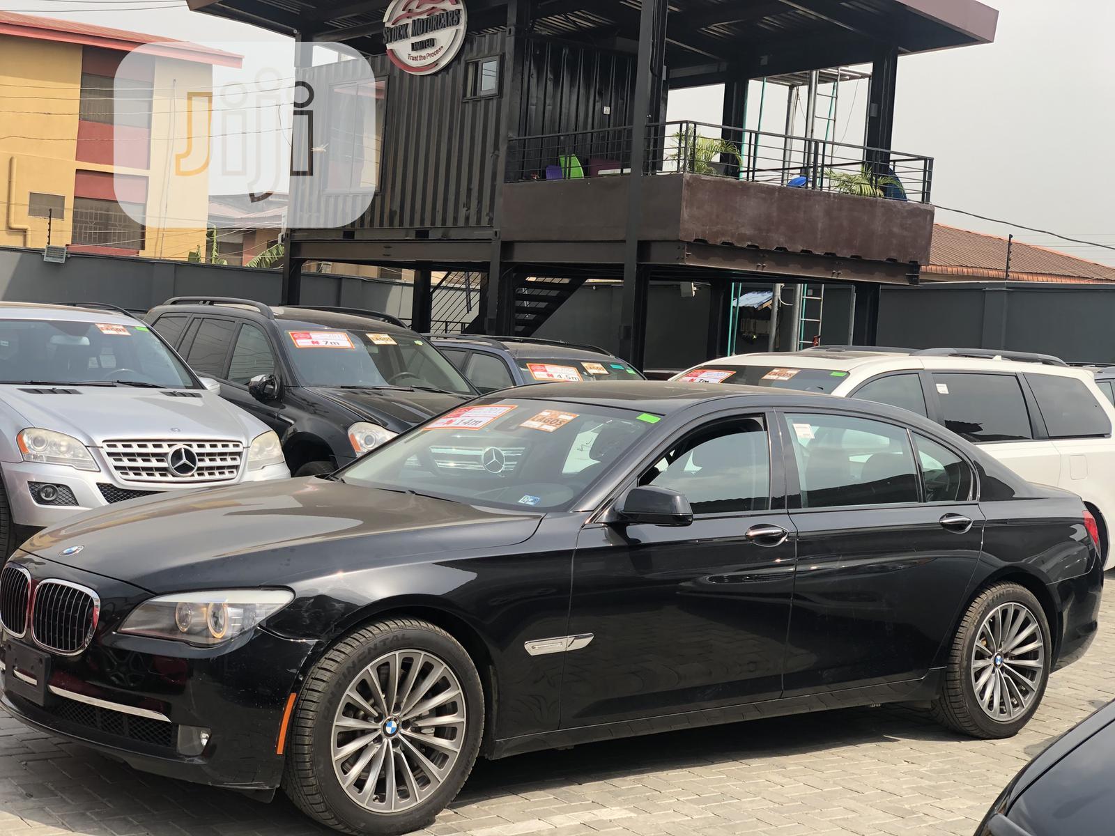 Archive: BMW 7 Series 2011 Black