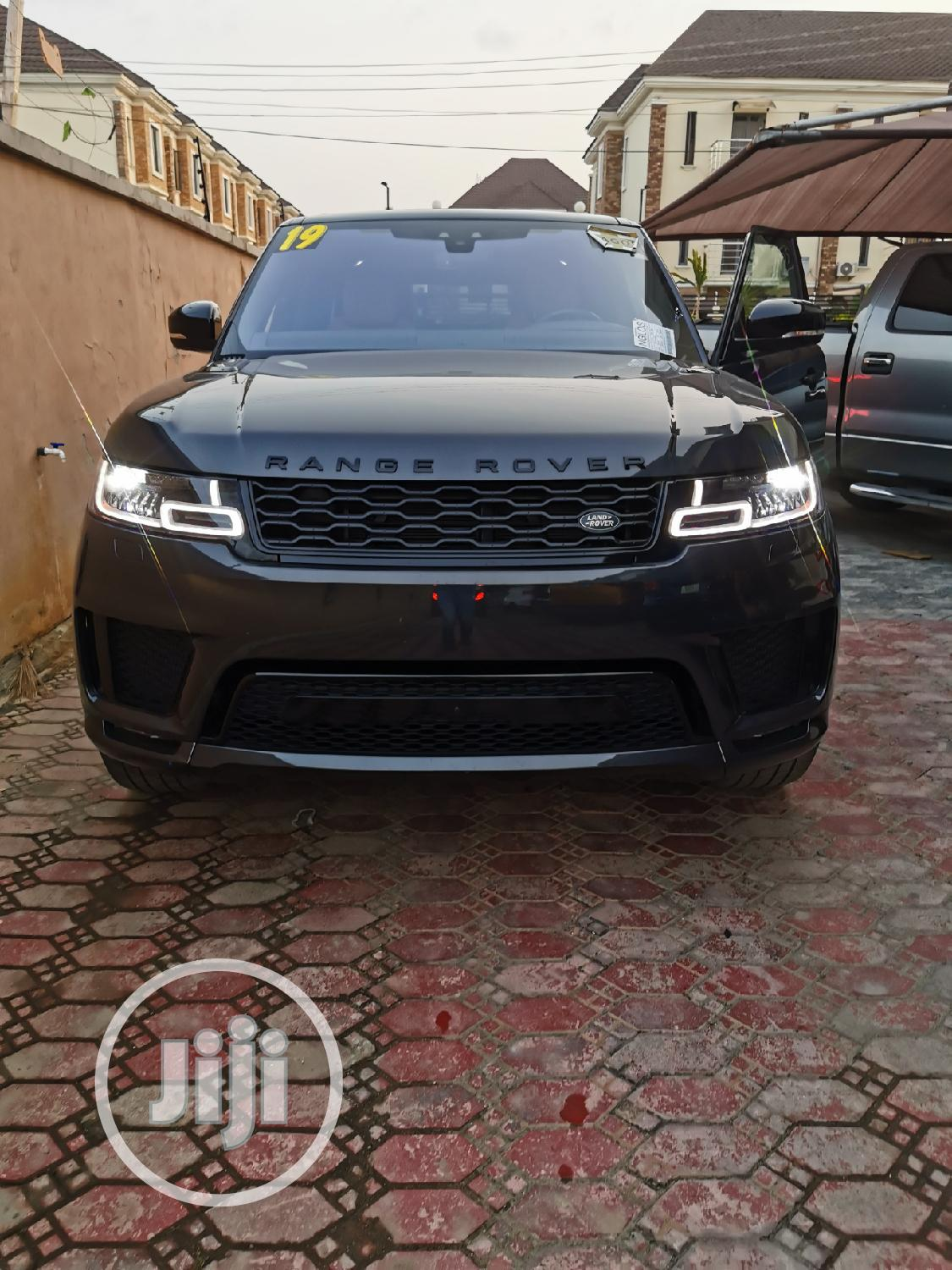 Land Rover Range Rover Sport 2019 Autobiography Gray | Cars for sale in Lekki, Lagos State, Nigeria
